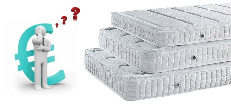 Quanto costa un buon materasso ?