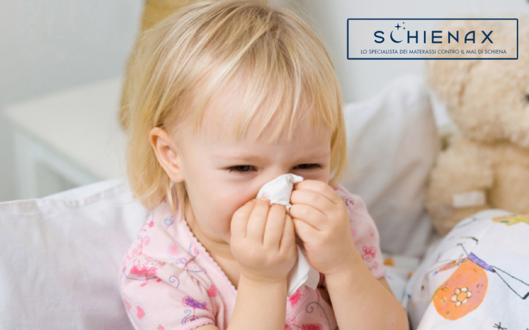 Allergie agli acari della polvere: come scegliere il materasso ideale
