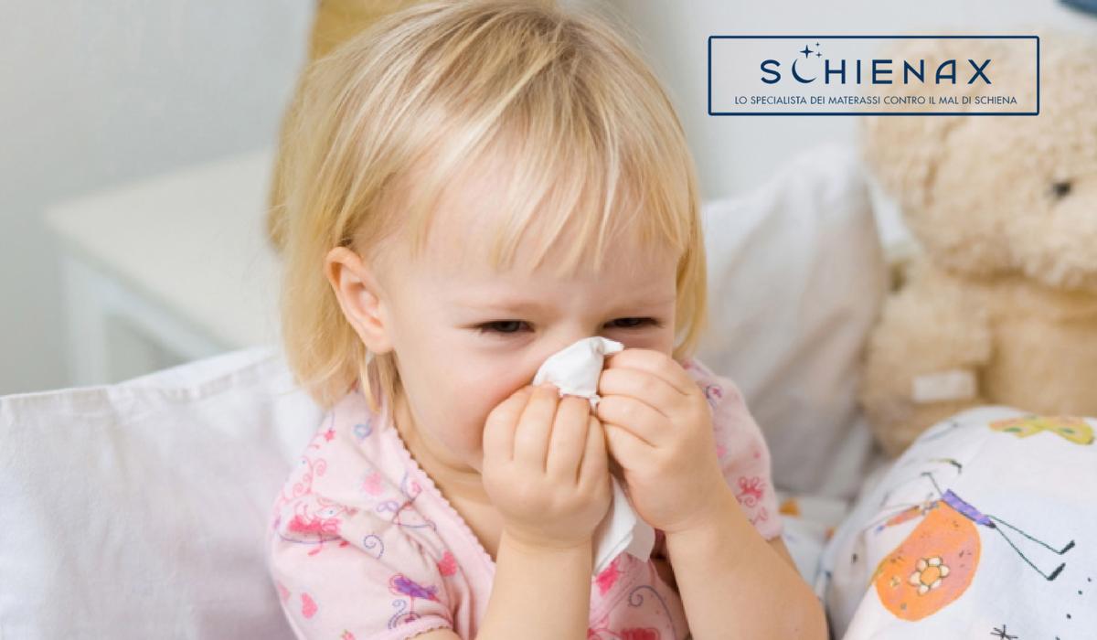Allergie agli acari della polvere come scegliere il - Allergia acari materasso ...