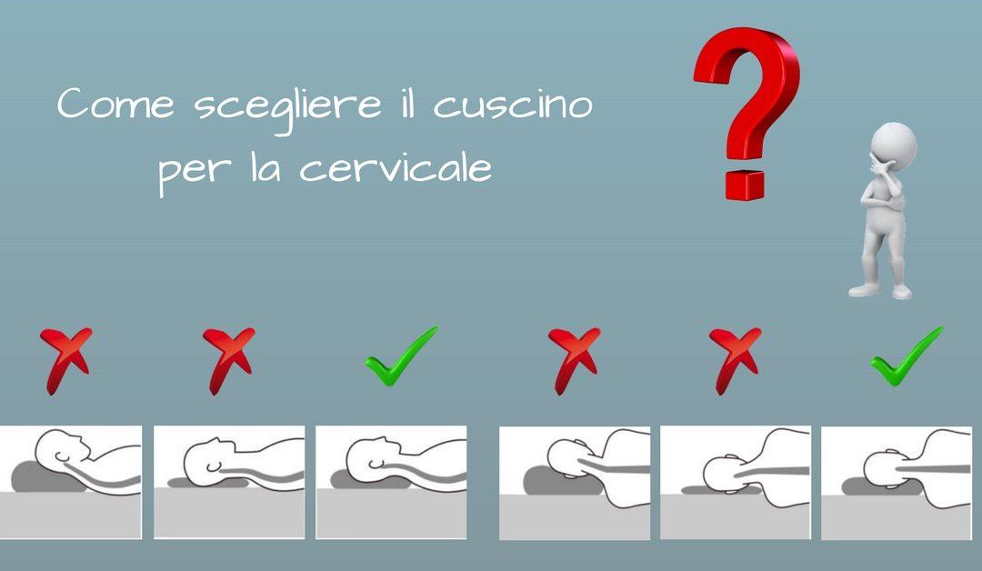 Posizione Corretta Per Dormire Cervicale.Scegliere Il Cuscino Per La Cervicale Migliore Schienax
