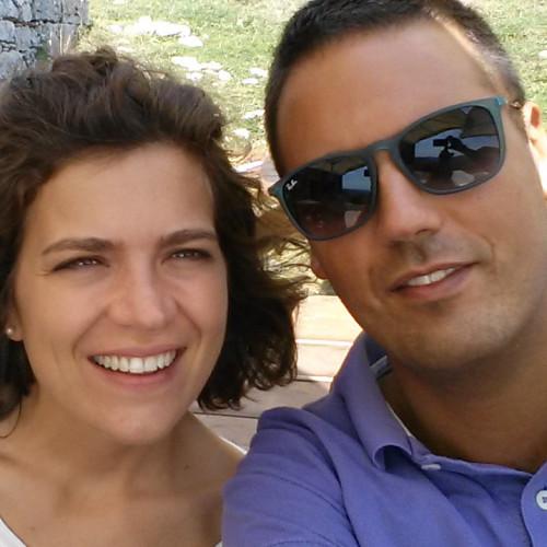 Silvia e Michele Guerra
